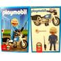 Playmobil Policia Con Moto Art. 1-3564 Delicias 3