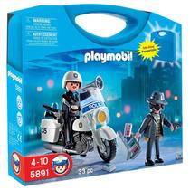 Playmobil 5891 Maleta Policial