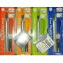 Set Parallel Pen X 4 + 6 Cartuchos Negros + 12 Surtidos