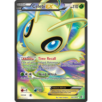 Pokemon Tcg Online - Celebi Ex Full Art - Boundaries Crossed