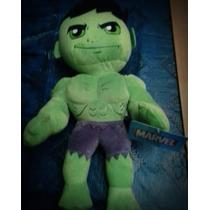 Peluche Hulk De 35 Cm Original De Marvel