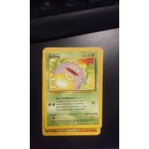 Cartas Pokemon Koffing Base Set 51/102 Mint