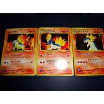 Pack Inicial De Jotho Cyndaquil - Quilava - Typhlosion