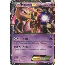 Cartas Pokemon Mewtwo Ex Bw45 Mint