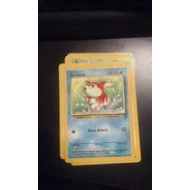Cartas Pokemon Goldeen Base Set 2 76/130 Mint