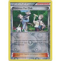 Cartas Pokemon Trainer Pokemon Fan Club Rever League Mint