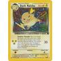 Cartas Pokemon Dark Raichu Team Rocket Holo Foil Secret