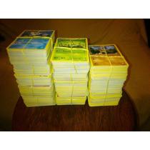Lote De Cartas Pokemon 200 Cartas