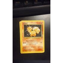 Cartas Pokemon Vulpix Base Set 68/102 Mint