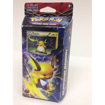 Mazo Pokemon Burning Spark Theme Deck Tcg Nuevo