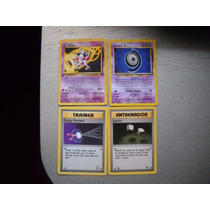 Cartas Pokemon Mr. Mime Jungle 1°edición + Regalos
