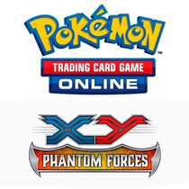 10 Códigos Pokémon Tcg Online Packs Xy Phantom Forces