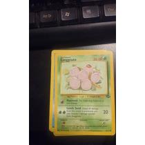 Cartas Pokemon Exeggcute Jungla 52/64 Mint