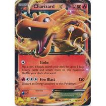 Cartas Pokemon Charizard Ex Foil Mint