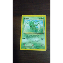 Cartas Pokemon Scyther Uncommon Neo Discovery