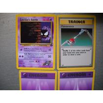 Cartas Pokemon Sabrina