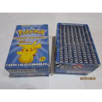 Cartas Pokemon 1 Generación Caja