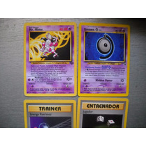 Cartas Pokemon Mr. Mime Jungle + Regalos