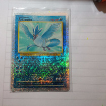 Articuno Legendary Collection Carta Pokemon +regalo