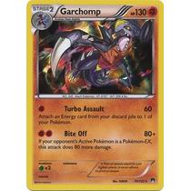 Cartas Pokemon Garchomp Holo Foil Mint
