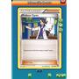 Pokemon Tcg Online - Trainer Prof. Sycamore- Carta Virtual