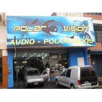 Polarizado Autos Vehiculos Medianos Todos Los Tonos U.s.a...