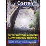 Revis Correo Unesco 7 Escritores Patrimonio Mundial Dic/2000