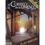 Revista Correo Unesco Art Noveau Ernesto Sábato Ago/1990