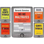 Libros Digitales - Coleccion 5 Ebooks De Bernardo Stamateas
