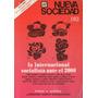 Revista Nueva Sociedad 103 Internac Socialista Ante El 2000