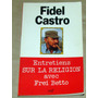 Fidel Castro Entretiens Avec Frei Betto Libro En Frances