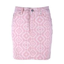 Pollera Wrangler Nelly Basic Skirt Mujer (05243810235101)