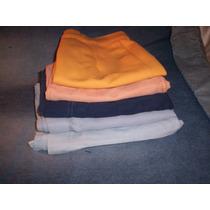 Lote 4 Prendas Polleras Y Pantalones Cortos