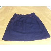 Mini Falda Vintage Cintura Alta!