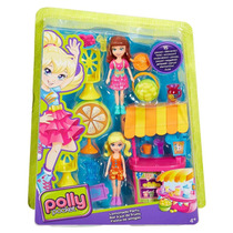 Polly Pocket Fiesta Con Limonada - Original Mattel