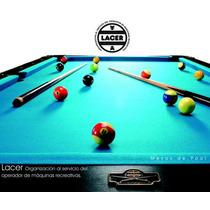 Mesa De Pool Profesional Comercial