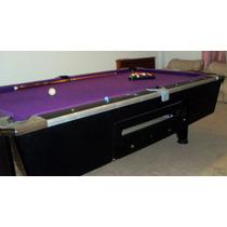 Mesa De Pool Profesional Yeerom 2000