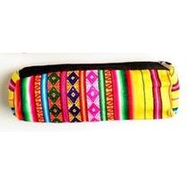 Cartucheras De Aguayo - Neceser Por Docena Colores Surtidos