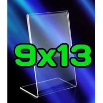 10 Porta Retratos De Acrílico 9x13! Souvenirs-precios-fotos