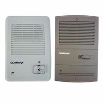 Frente Portero Electrico Commax Embutir Ext. Distribuidor