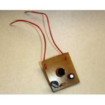 Micrófono Para Portero Eléctrico Reemplazo Capsula De Carbón