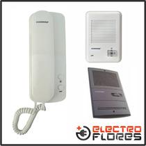 Kit Portero Electrico Commax Dp-201ra 1 Telefono + Frente