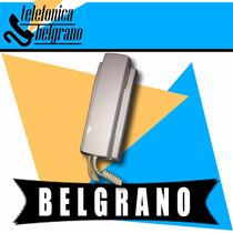Teléfono Portero Netyer T3 Blanco/marfil En Belgrano