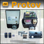 Kit Motor Corredizo Force Gelb 300 3 Controles Remotos