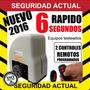 Porton Corredizo Automatico Motor Kit Ppa Rapido 9 Seg Speed