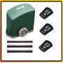 Kit Motor Porton Automatico Corredizo 500kg 3 Controles Gtia