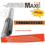 Kit Motor Porton Batiente Maxi Domo Simple