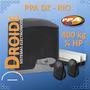 Kit Automatizacion Porton Corredizo Ppa Dz Rio 1/4 Hp