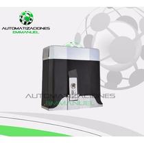 Kit Automatización Para Portón Corredizo Revolution Bateria