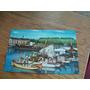 Antigua Postal Necochea Lanchas De Pescadores